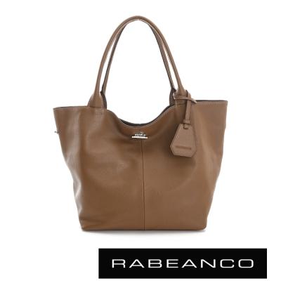 RABEANCO-Classic經典系列肩背包-中-駝