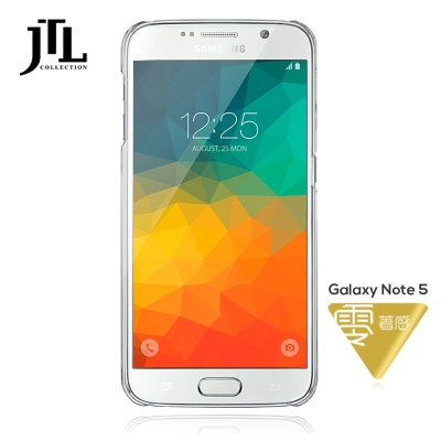 JTL Samsung Galaxy Note5 輕量透明超抗刮手機保護殼