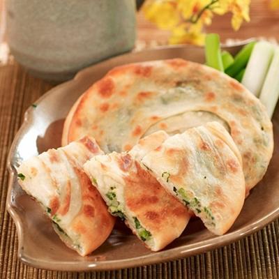 慕鈺華  三星蔥油餅x2包(5片/包)