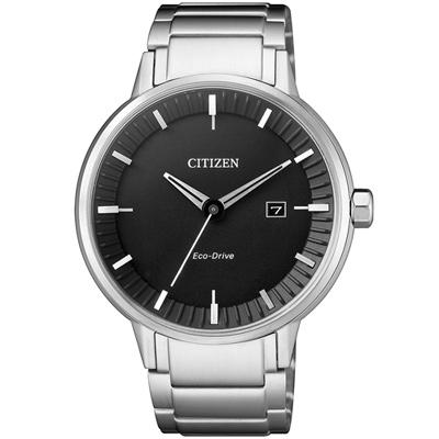 星辰CITIZEN GENT'S簡約主義時尚腕錶(BM7370-89E)