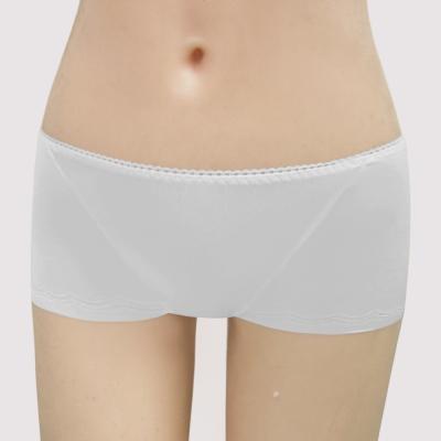 瑪登瑪朵-16春夏Soft Up  低腰平口無痕內褲褲(冰河灰)