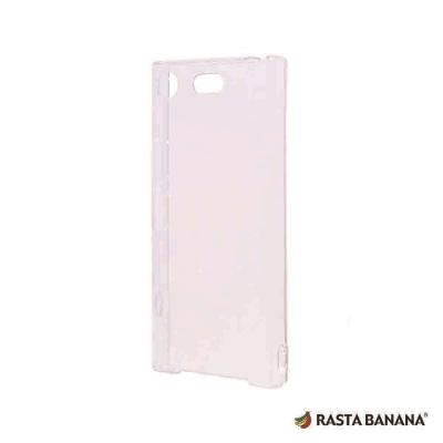 RASTA BANANA SONY Xperia XZ1 Compact 晶透保護背殼