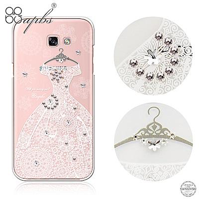 apbs Samsung A、J、C系列 施華洛世奇彩鑽手機殼-禮服奢華版