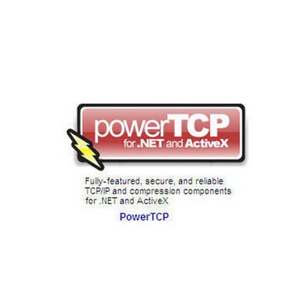 PowerTCP for .NET Suite 單機版(下載)