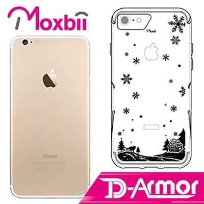 Moxbii iPhone 7 PlusD-Armo 極空戰甲 軍規級防撞光雕保...