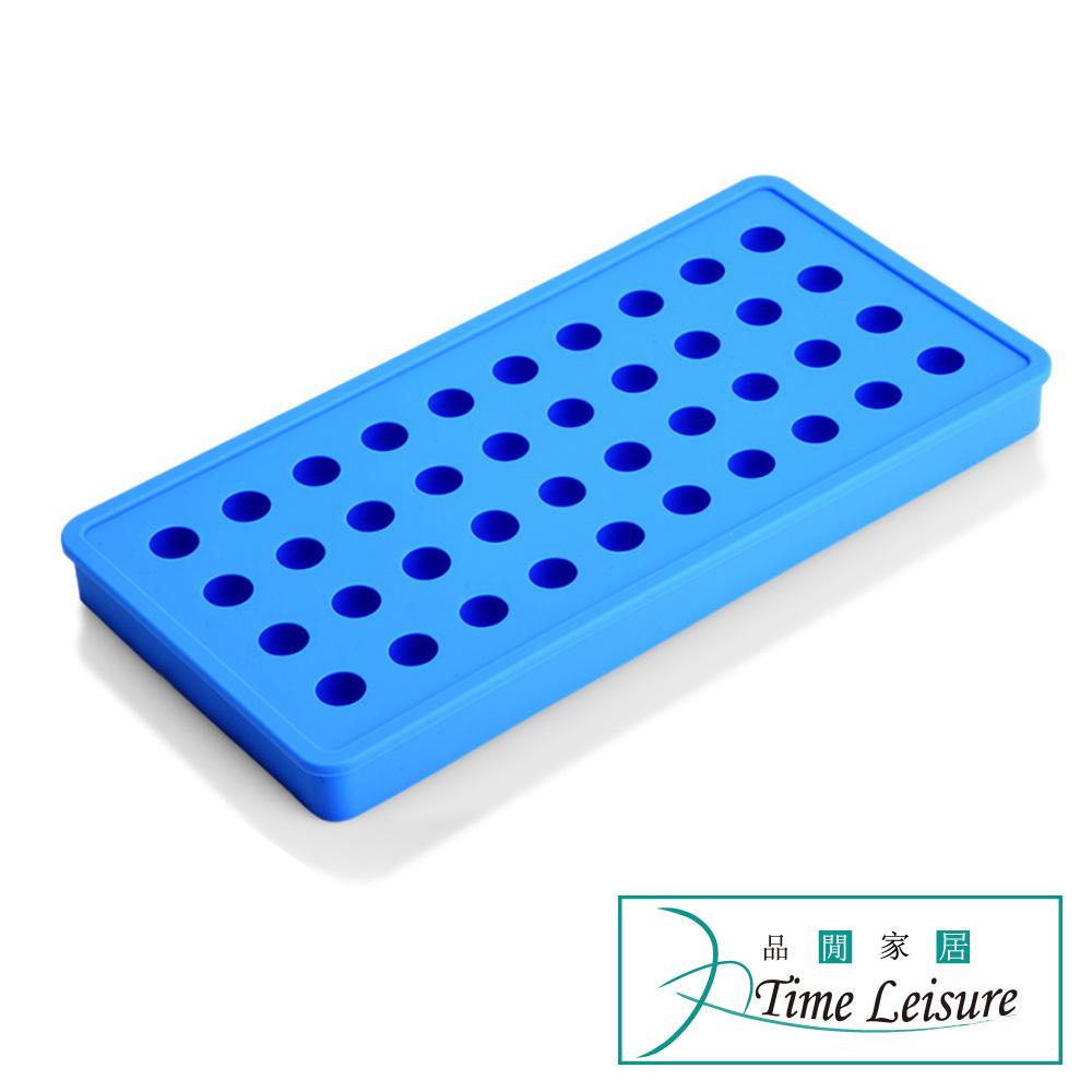 Time Leisure 威士忌 直徑1.7CM製冰球模具(矽膠/藍)(快)