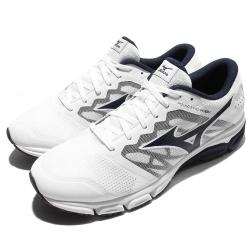 Mizuno 慢跑鞋 Synchro MD 2 運動 男鞋