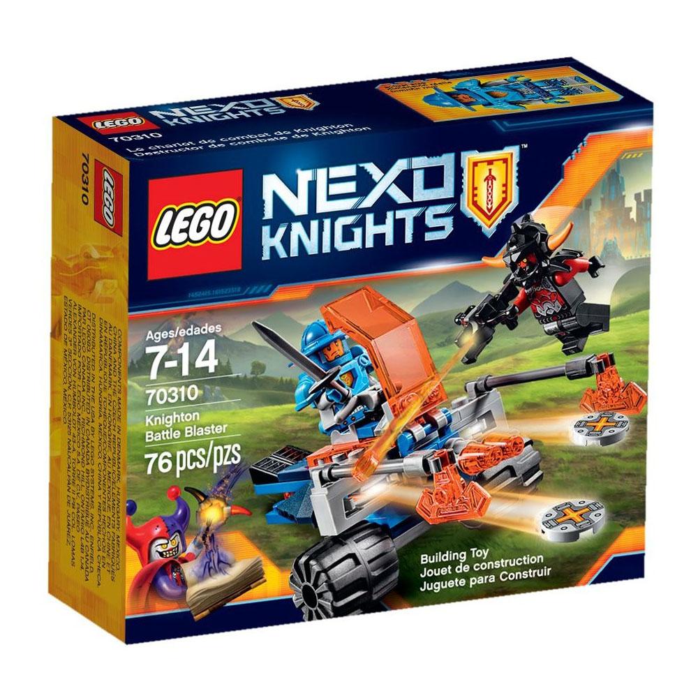LEGO樂高 未來騎士團系列 70310 騎士王國飛盤發射車