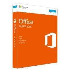 Microsoft Office 2016 家用中文版 (無光碟
