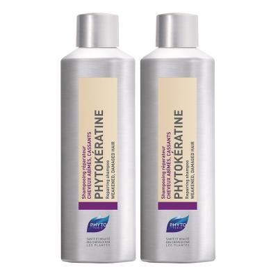 *PHYTO 水潤修護洗髮精200mlx2