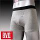 BVD 100%純棉彩色平口褲【台灣製造】