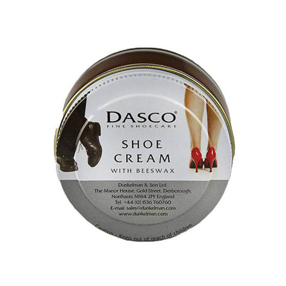 糊塗鞋匠 優質鞋材 L20 英國DASCO 伯爵蜜蠟鞋膏 50ml