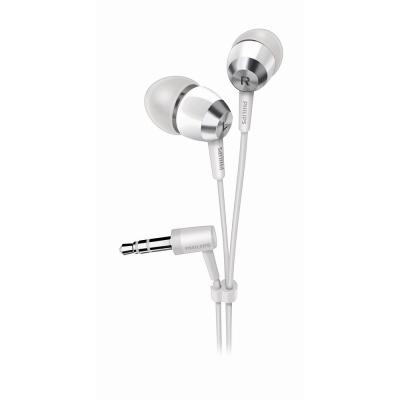 PHILIPS 耳道式耳機SHE7000WT白色