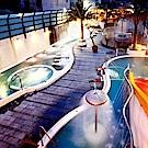 (礁溪)冠翔世紀溫泉會館 戶外風呂SPA+風味餐券(2張)