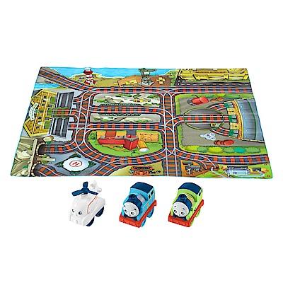 湯瑪士學習系列-小火車遊戲組-附地圖軌道(12M+)