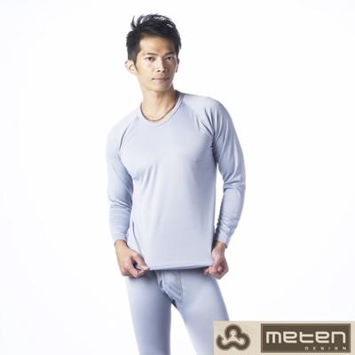 衛生衣 精典時尚彩色內刷毛圓領衛生衣 5件組METEN