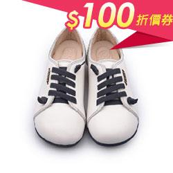 頂級小牛皮超軟饅頭鞋