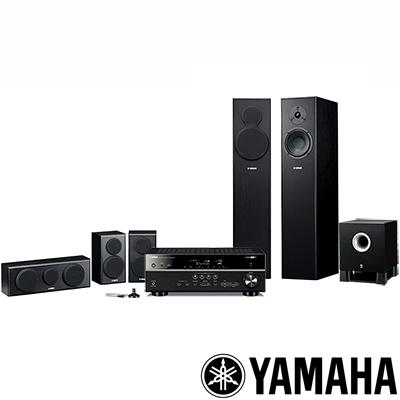 Yamaha超值劇院組(HTR-4067+NS-F140+NS-P150+SW011)