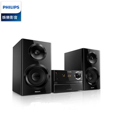 【福利品】PHILIPS 飛利浦USB/藍牙超迷你音響 BTM2360