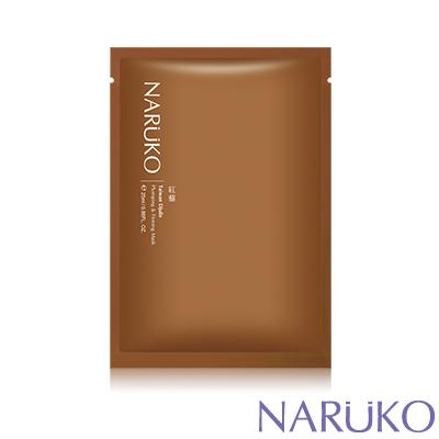 NARUKO牛爾 紅藜膠原彈潤面膜10入