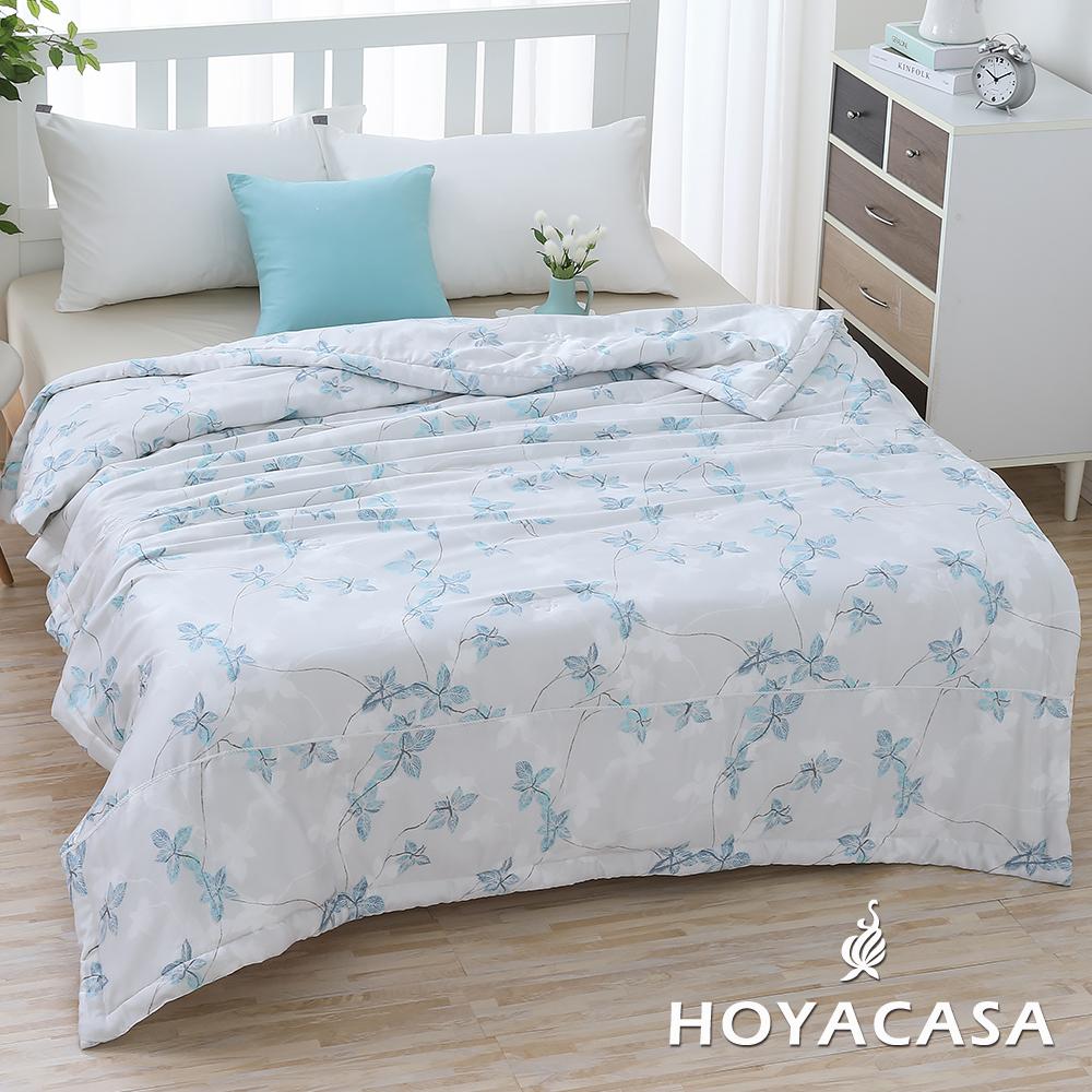 HOYACASA寧夏 涼爽輕柔100%天絲夏被(5x6尺)(任選) product image 1