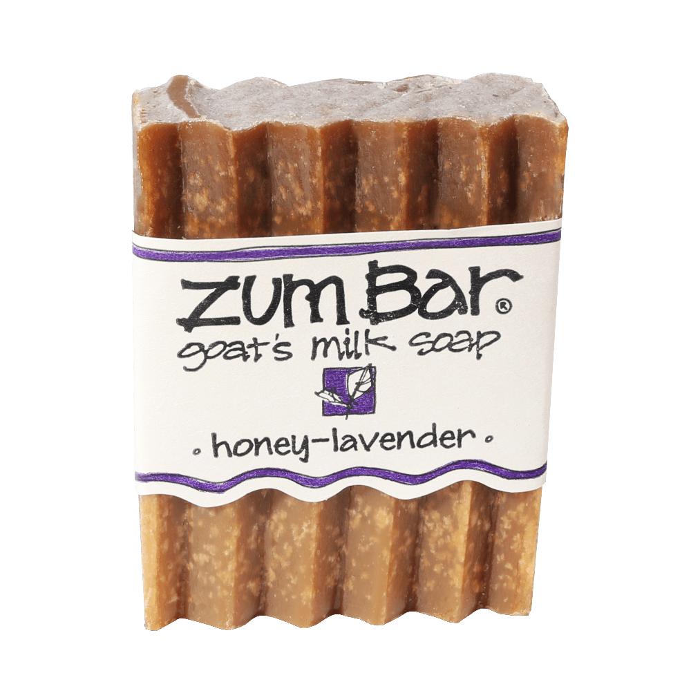 Indigo Wild-Zum Bar天然精油冷製手工羊奶皂(蜂蜜薰衣草)85±5g
