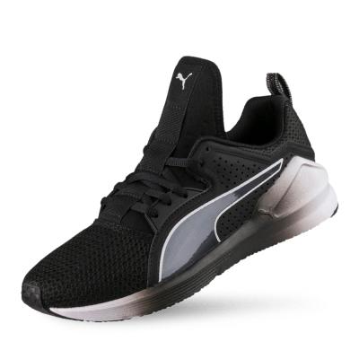 PUMA Fierce Lace Wns女性慢跑運動鞋-黑