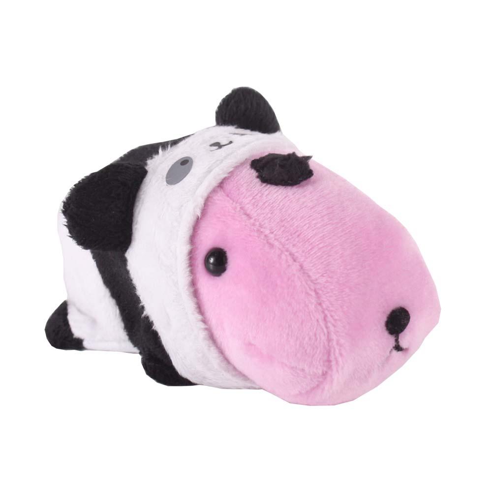 kapibarasan 水豚君變裝系列毛絨抱枕。暴走君