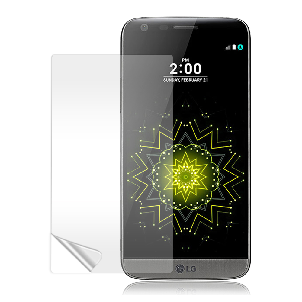 VXTRA LG G5 / H860 高透光亮面耐磨保護貼 @ Y!購物