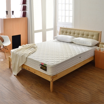 Ally愛麗 乳膠3M防潑水蜂巢獨立筒床墊-雙人5尺