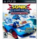 音速小子 & SEGA 超級巨星大賽車:變形-PS3英文美版