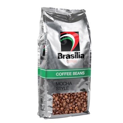 Brasilia 巴西里亞咖啡豆-摩卡風味( 500 g)