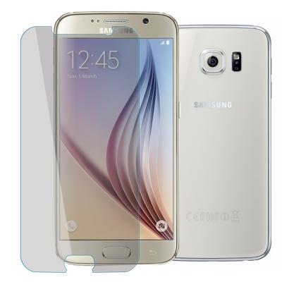 g-IDEA Samsung Galaxy S6 霧面防指紋螢幕保護貼