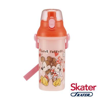 Skater直飲冷水壺 (480ml)米奇與米妮