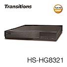 全視線 HS-HG8321 8路 H.264 1080P HDMI 台灣製造 監控錄影主機