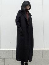 毛尼外套長大衣