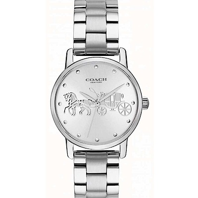 COACH 經典馬車系統手腕錶/14502975