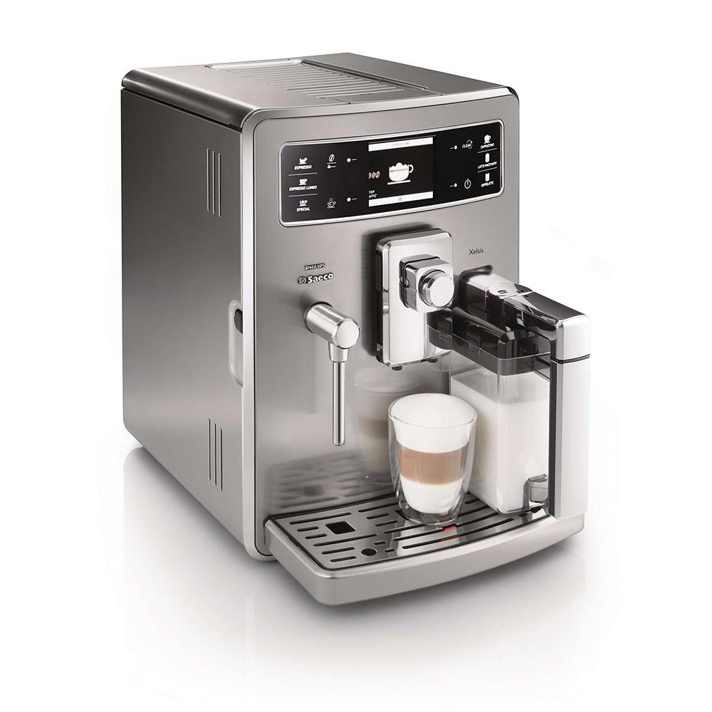 飛利浦PHILIPS Saeco Xelsis全自動義式咖啡機 HD8944