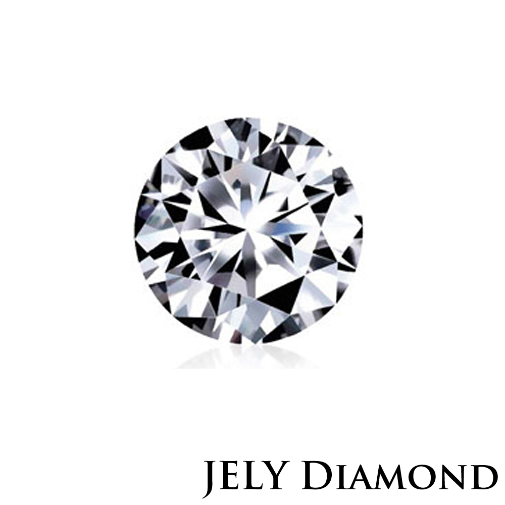 JELY DIAMOND GIA 3EX 0.30ct F / VS2 天然美鑽