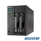 ASUSTOR華芸 AS-6102T 2Bay+WD 4T*2超值組