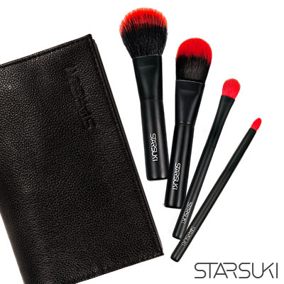 STARSUKI 玩色限定隨身刷具組