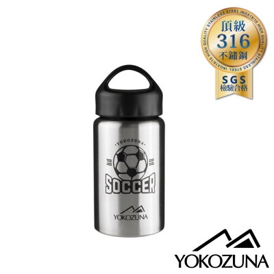 YOKOZUNA頂級316不鏽鋼超越保冷/保溫杯350ml