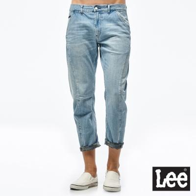 Lee 牛仔褲 755低腰標準小直筒牛仔褲- 男款-淺藍