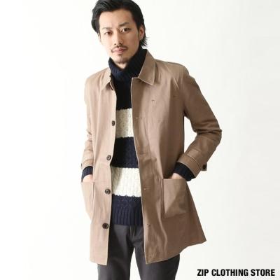 風衣外套 ShopCoat ZIP日本男裝