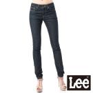 Lee牛仔褲 407標準中腰窄管 -女款(深藍)