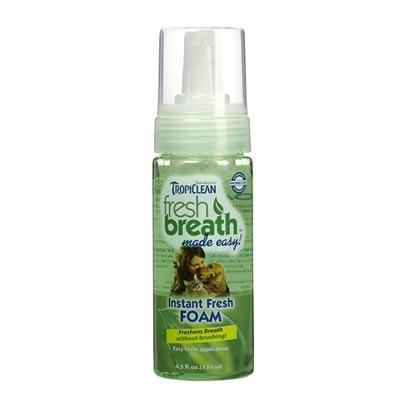 美國Fresh breath『鮮呼吸』寵物口腔潔牙慕斯 4.5oz