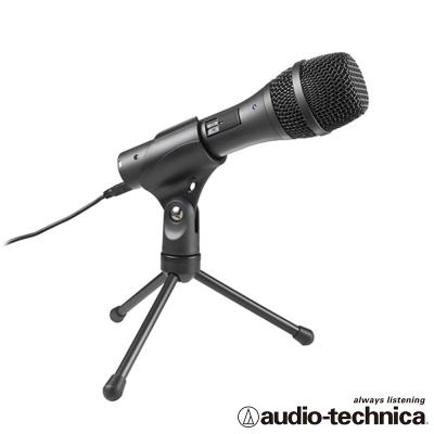 audio-technica 心型指向性動圈式USB/XLR麥克風 AT2005USB