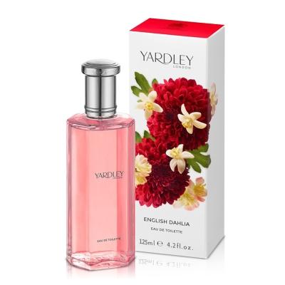 YARDLEY雅麗 英國牡丹淡香水125ml