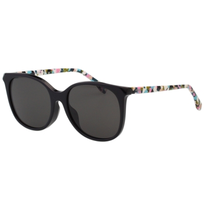 FENDI 小貓眼 太陽眼鏡 (黑色) FF0172FS-TTY