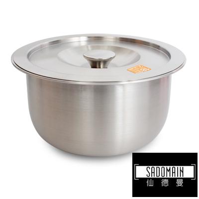 仙德曼SADOMAIN-七層複合金調理鍋22cm